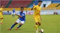 Video Bàn thắng và Highlight Nam Định 1-0 Quảng Nam: Đẩy đối thủ xuống cuối bảng