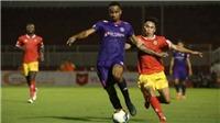 Video highlight và bàn thắng Sài Gòn FC 2-1 Hà Tĩnh