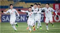 VIDEO: Nhìn lại hành trình kì diệu của Việt Nam ở giải U23 châu Á 2018