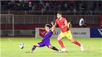 VIDEO bàn thắng Sài Gòn FC 1-1 Hồng Lĩnh Hà Tĩnh: Chia điểm trên sân Thống Nhất