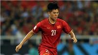 VIDEO bóng đá Việt Nam: ĐT Việt Nam hội quân, Đình Trọng trở lại đá SEA Games 2019