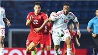 U23 châu Á: U23 Việt Nam đủ sức giành 3 điểm trước U23 Jordan