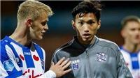 Bóng đá Việt Nam: Heerenveen lên kế hoạch mua hậu vệ cánh trái, FIFA chi tiền hỗ trợ VFF