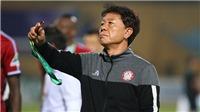 HLV Chung Hae Seong tin vào chiến thắng trước Hà Nội FC