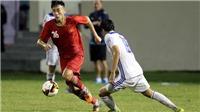 VIDEO bóng đá Việt Nam: HLV U21 Việt Nam tiến cử 3 cầu thủ cho Park Hang Seo. Hà Nội vs Quảng Nam