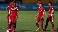 VIDEO: Bàn thắng và Highlights Quảng Nam 0-3 CLB Viettel: Chiến thắng thuyết phục