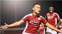 'Siêu dự bị' Xuân Nam nói gì khi dẫn đầu danh sách Vua phá lưới V-League 2020?