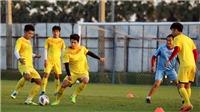 Bóng đá Việt Nam: Hậu vệ U23 Việt Nam tự tin trước trận gặp UAE