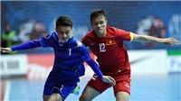 VIDEO bóng đá Việt Nam: Futsal Việt Nam thua đáng tiếc Thái Lan, cầu thủ HAGL viết tâm thư cảm ơn bầu Đức