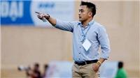 Phản ứng của HLV Đức Thắng sau lễ bốc thăm V-League 2021