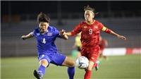 Bóng đá Việt Nam: Nữ Việt Nam quyết tâm cao trước trận gặp Úc, Duy Mạnh được hỗ trợ điều trị chấn thương