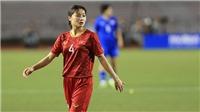 'Hot girl' tuyển nữ Việt Nam chia sẻ về khó khăn tại vòng loại Olympic 2020