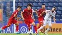 Nhật Bản bị loại, cuộc chiến giành vé dự Olympic 2020 của U23 Việt Nam thêm khốc liệt
