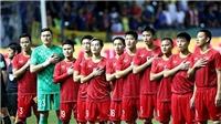 VIDEO bóng đá Việt Nam: ĐTVN sẵn sàng cho trận gặp UAE, trọng tài Nhật bắt chính