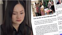 'Nàng dâu order' tập 16: Lan Phương bị bóc phốt chỉ vì... sống ảo quá mức trên mạng xã hội