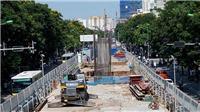 Hà Nội: Rào chắn đường Trần Hưng Đạo để thi công nhà ga ngầm từ 1/6