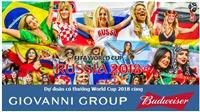 Kết quả dự đoán loạt trận vòng 2 - Vòng bảng World Cup 2018