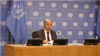 Tổng Thư ký LHQ kêu gọi nỗ lực giải quyết những thách thức toàn cầu