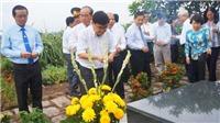 Khởi công xây dựng Nhà lưu niệm Giáo sư Trần Văn Giàu tại Long An