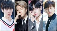 4 nam thần tượng sinh năm 1995 đại diện cho nhan sắc và tài năng của Kpop