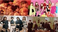 10 nhóm nhạc bán album chạy nhất: BTS là 'tường thành', Blackpink bị đối thủ vượt mặt.