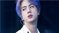 Jin BTS gây thương nhớ với 'bờ vai Thái Bình Dương' của mình