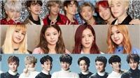 Điểm danh những nhóm nhạc 'kiếm tiền' khủng nhất Kpop: BTS, Blackpink, Twice, Exo...