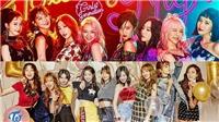 10 nhóm nhạc nữ 'giật' cúp nhiều nhất của Kpop: Twice 'vượt mặt' hàng loạt nhóm đàn chị