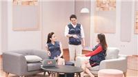 Tập 5 'Khi đàn ông mang bầu': Hứa Vỹ Văn bối rối trước màn ghen tuông của Kỳ Duyên và Hương Giang