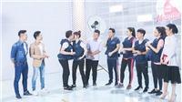 Tập 6 'Khi đàn ông mang bầu': Hari Won, Trấn Thành trượt ngã khi tạo dáng với nghệ sĩ xiếc Quốc Cơ, Quốc Nghiệp