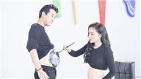 Tập 4 'Khi đàn ông mang bầu': Trấn Thành - Hari Won ước mơ có hai bé sinh đôi, một trai, một gái