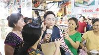 Tập 7 'Khi đàn ông mang bầu': Hari Won cho Trấn Thành diễn 'mỹ nam kế' để bán bún dạo