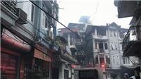 Kịp thời khống chế đám cháy tại quán karaoke tại Hà Nội