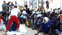 Gần 20 người chết và mất tích ngoài khơi bờ biển Libya