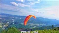 Tuần lễ Văn hóa du lịch Lý Sơn lần thứ II: Khai mạc giải dù lượn tỉnh Quảng Ngãi mở rộng