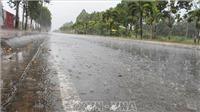 Thời tiết đêm 17, ngày 18/5: Bắc Bộ, Bắc Trung Bộ có mưa to, đề phòng lốc, sét, mưa đá và gió giật