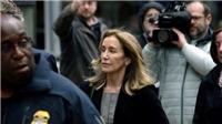 Nữ diễn viên Loughlin nhận tội trong vụ bê bối tuyển sinh đại học ở Mỹ