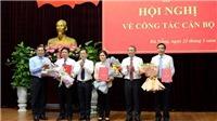 Công bố các quyết định chỉ định, chuẩn y Ủy viên Ban thường vụ Thành ủy Đà Nẵng