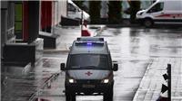 Dịch COVID-19: Liên bang Nga có thêm hơn 10.000 ca nhiễm