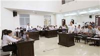 Nguyên Chủ tịch thành phố Đà Nẵng Trần Văn Minh kêu oan cho bị cáo Đào Tấn Bằng