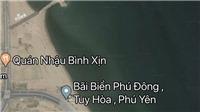 Google Maps đã gỡ bỏ thông tin sai sự thật về bãi biển Phú Lâm thuộc Phú Yên của Việt Nam