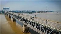Đấu thầu qua mạng tìm nhà thầu sửa chữa mặt cầu Thăng Long