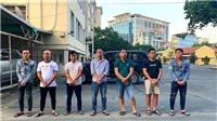 Cục Cảnh sát Hình sự - Bộ Công an bắt giữ băng nhóm 'theo dõi, bắt cóc, cướp tài sản'