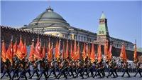 Chùm ảnh: Nga duyệt binh kỷ niệm 75 năm chiến thắng trong cuộc Chiến tranh Vệ quốc vĩ đại