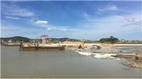 Nghệ An: Nỗ lực khắc phục sự cố vỡ đập Bara Đô Lương