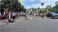 Hòa Bình xảy ra tai nạn giao thông nghiêm trọng làm một người tử vong