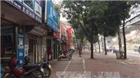 Chủ tịch UBND Thành phố Hà Nội chỉ đạo thành lập đoàn kiểm tra việc thi công, lát đá vỉa hè