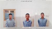 Hà Nội: Đề nghị truy tố ba bị can trong vụ cướp ngân hàng tại Sóc Sơn