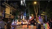 Hà Nội: Tạm dừng toàn bộ hoạt động thi công công trình 16 Nguyễn Công Trứ