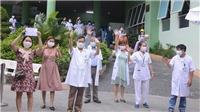 Bệnh viện Đa khoa Hải Châu được gỡ lệnh cách ly y tế sau 14 ngày phong tỏa
